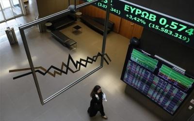 ΧΑ: Τάση από το εξωτερικό με τα βλέμματα στην ανακοίνωση του ΑΕΠ τρίτου τριμήνου