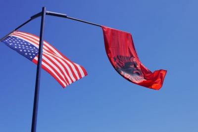Οι ΗΠΑ δώρισαν 37 τεθωρακισμένα οχήματα στην Αλβανία