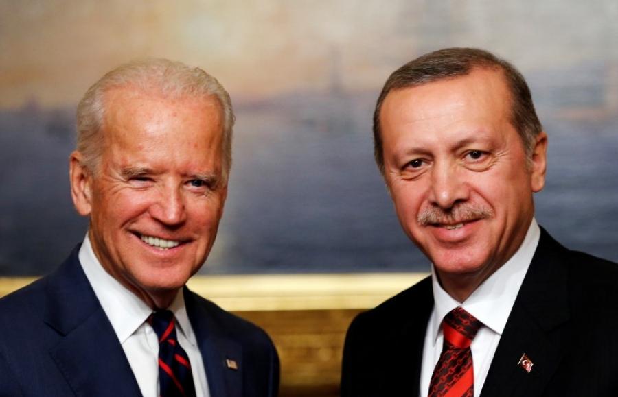Erdogan: Παραγωγική η συνάντηση με Biden - Δεν υπάρχουν άλυτα προβλήματα μεταξύ ΗΠΑ και Τουρκίας