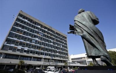 ΑΠΘ: Φοιτητές απέκλεισαν το κτίριο του ΕΛΚΕ - Ζητούν αύξηση της κρατικής χρηματοδότησης