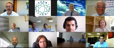 Οι δυνατότητες ανάπτυξης των επιχειρήσεων της χημικής βιομηχανίας στο επίκεντρο τηλεδιάσκεψης του ΣΕΧΒ