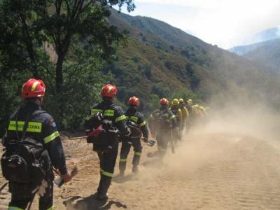 Επιχείρηση διάσωσης για δύο ορειβατών στον Όλυμπο από την 8η ΕΜΑΚ και την Πυροσβεστική