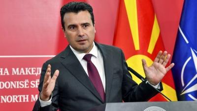 Zaev: Με τον Αλέξη Τσίπρα έχουμε φιλική σχέση, το ίδιο ελπίζω και για τον Κυριάκο Μητσοτάκη