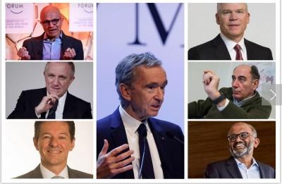 Γιατί στην covid εποχή οι πολυεθνικές εταιρείες εμπιστεύονται περισσότερο τις θέσεις των CEO σε άνδρες!