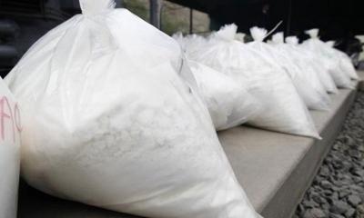 «Μπλόκο» σε 27 τόνους κοκαΐνης στην Αμβέρσα από την αστυνομία - Αγοραία αξία 1,382 δισ. ευρώ