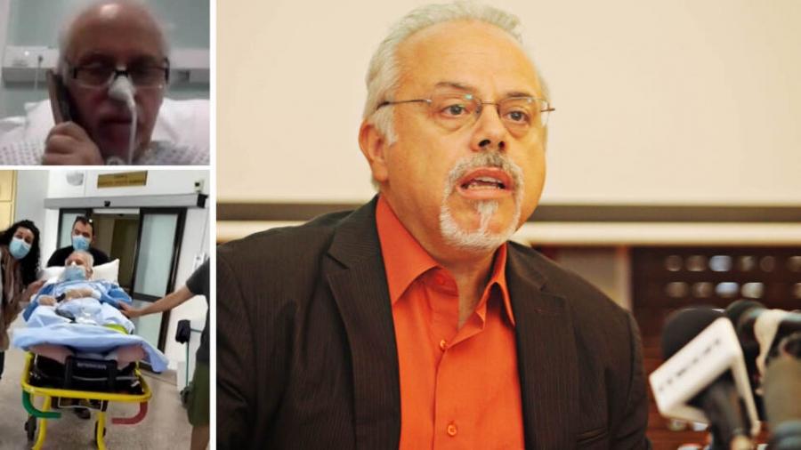 Τρεμόπουλος: Είμαι σε κέντρο αποκατάστασης για να ξαναμάθω να περπατάω μετά τον κορωνοϊό