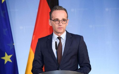 Maas (Γερμανία): Ευρώπη και ΗΠΑ να μην αφήσουν κενό σε Ρωσία και Τουρκία για «παιχνίδια»