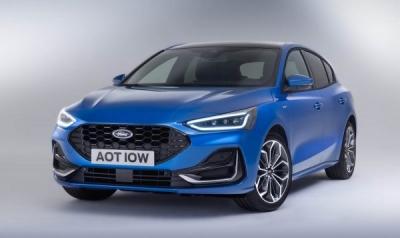 Ανανέωση ουσίας για το Ford Focus