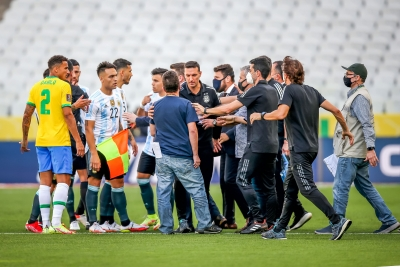 Η FIFA θα αποφασίσει για το Βραζιλία - Αργεντινή!