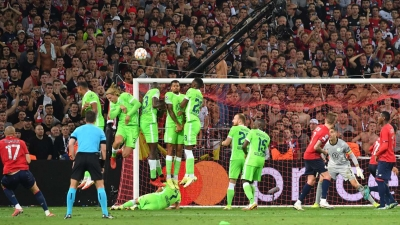 Champions League, Λιλ – Βόλφσμπουργκ 0-0:  «Λεύκη» ισοπαλία μέσω… VAR! (video)