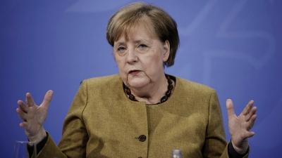 Merkel: Θέμα χρόνου να κυριαρχήσουν οι μεταλλάξεις κορωνοϊού - Κίνδυνος για την πρόοδο που έχει σημειωθεί