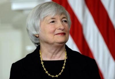 Yellen (ΥΠΟΙΚ ΗΠΑ): Ικανοποίηση από τον «πάγο» στην ανακοίνωση του «ψηφιακού φόρου» από την ΕΕ
