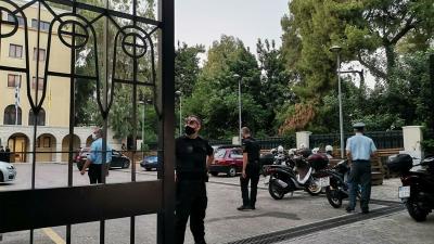 Επίθεση με βιτριόλι στη Μονή Πετράκη - Ο ιερέας - δράστης δικαζόταν για υπόθεση ναρκωτικών - Τρεις σοβαρά τραυματίες