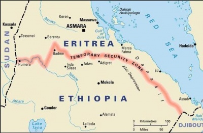 Ερυθραία και Αιθιοπία  υπέγραψαν «κοινή διακήρυξη ειρήνης και φιλίας» - Η εμπόλεμη κατάσταση τερματίζεται