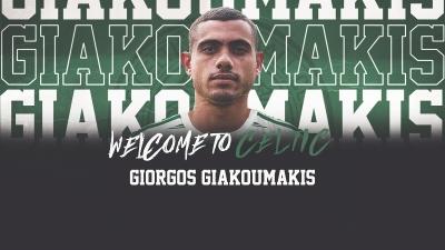 Γιακουμάκης για τη μεταγραφή του στη Σέλτικ: «Είναι απίστευτο, είμαι ενθουσιασμένος» (video)