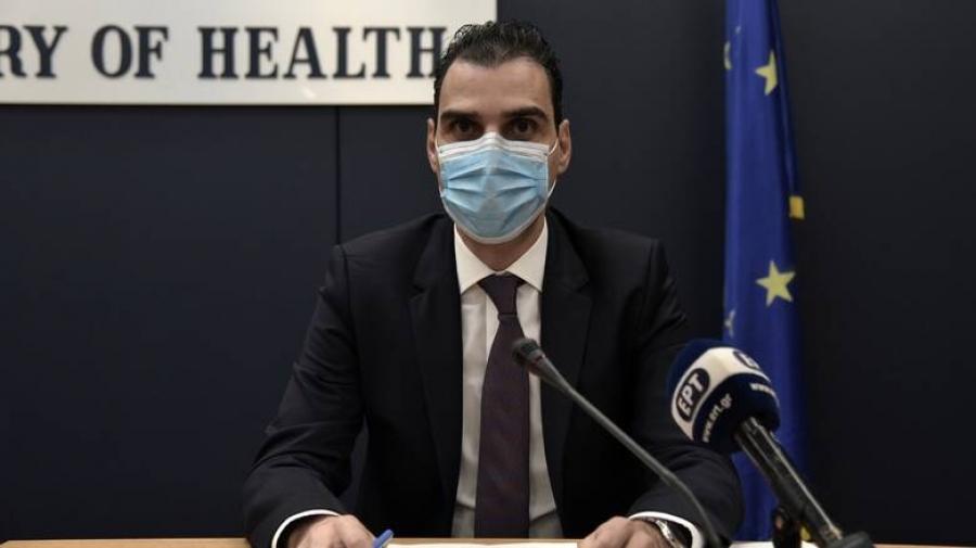 Θεμιστοκλέους (γ.γ. Υγείας):  Από τον Ιούνιο «ανοίγουν» όλα τα εμβόλια για τους  40 - 44