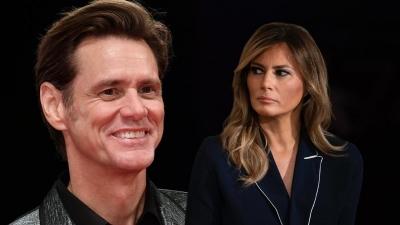 ΗΠΑ: Jim Karrey κατά Melania Trump, το αιχμηρό σκίτσο και το μελλοντικό διαζύγιο