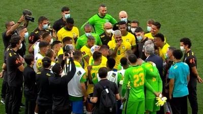 Ομοσπονδία Βραζιλίας: «Οι αρχές έπρεπε να επέμβουν νωρίτερα»