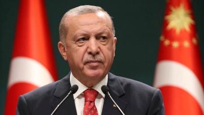 Κριτική Erdogan στην ΕΕ για το προσφυγικό: Να αναλάβετε τις διεθνείς ευθύνες σας