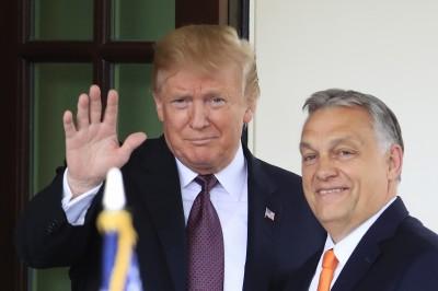 Σταθερά οπαδός του Trump ο Orban - Στηρίζει την επανεκλογή του στην προεδρία των ΗΠΑ