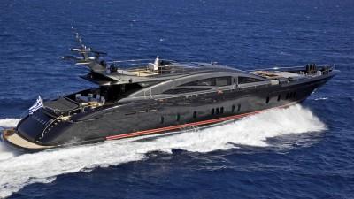 Στο σφυρί για 1,4 εκατ. ευρώ το σκάφος του Γιάννη Φράγκου, αδελφού της Αγγελικής Φράγκου - Aκολουθεί το Grand Chalet... από Ιρλανδική εταιρία