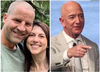 Ξαναπαντρεύεται η πρώην του Bezos - O καθηγητής - γαμπρός θα τη βοηθήσει στο φιλανθρωπικό της έργο