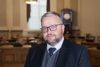 Vasiliauskas (ΕΚΤ): Δεν μπαίνει σε τροχιά βιώσιμης ανάπτυξης η ευρωζώνη πριν από το φθινόπωρο