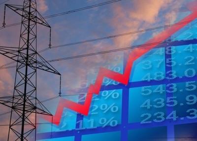 Τριπλασιάστηκε το κόστος  ρεύματος το τελευταίο 12ημνο - Από 38 ευρώ ανά MWh στα 100 ευρώ