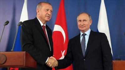 Κρεμλίνο για επικοινωνία Putin με Erdogan: Οι δύο ηγέτες συμφώνησαν σε επιπλέον διαβουλεύσεις για τη Συρία