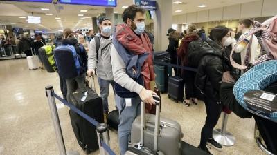 """IATA: """"Επιστρέφει η εμπιστοσύνη των τουριστών στα αεροπορικά ταξίδια"""""""