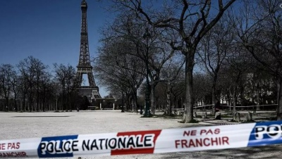 Η Γαλλία θα άρει σταδιακά το lockdown από 11/5 - Τα σύνορα θα παραμείνουν κλειστά