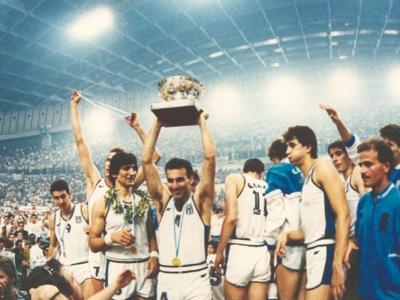 Οι Ιωάννου και Λινάρδος στο BN Sports: «Το '87 κερδίσαμε την εμπιστοσύνη του Έλληνα - Ενωμένοι μπορούμε τα πάντα»