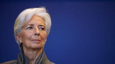 Lagarde: Επείγουσα ανάγκη να μειωθούν οι εμπορικές εντάσεις - Κίνδυνος για την οικονομία
