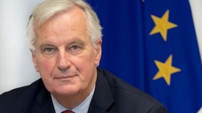 Έκκληση Barnier για συμβιβασμό ΕΕ - Βρετανίας για την αλιεία