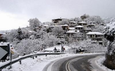 Κυκλοφοριακές ρυθμίσεις στην Πελοπόννησο, λόγω κακοκαιρίας