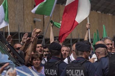 Οι νεοναζί στο στόχαστρο των ιταλικών αρχών - Έφοδοι σε σπίτια
