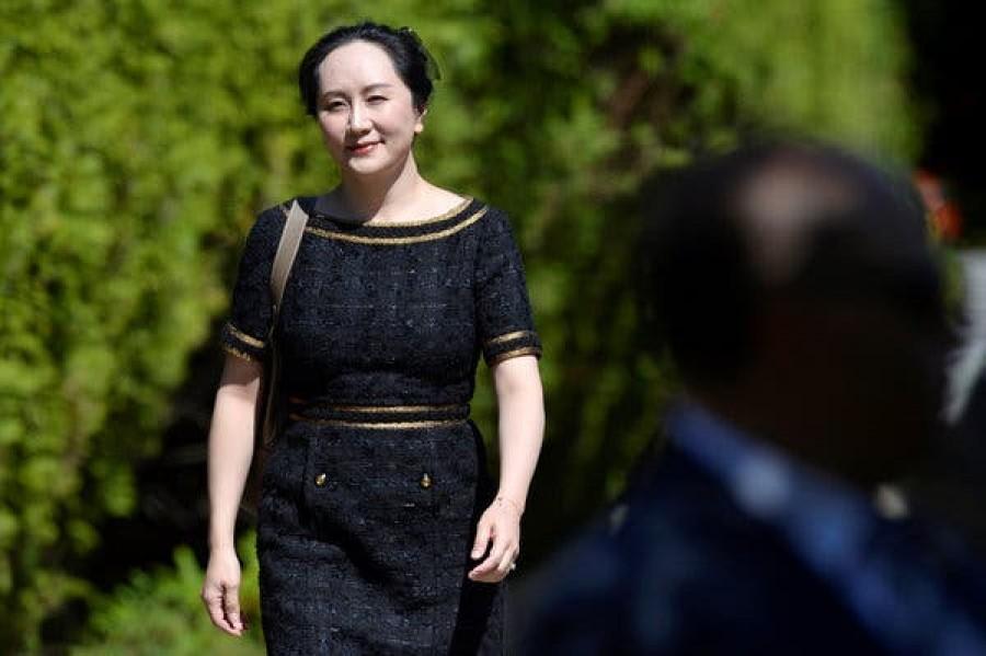 Συνεχίζεται το δικαστικό θρίλερ με τη CFO και κόρη του ιδιοκτήτη της Huawei