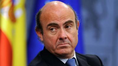 De Guindos (ΕΚΤ): Δεν ευθύνονται τα αρνητικά επιτόκια, για τη χαμηλή κερδοφορία των τραπεζών στην Ευρώπη
