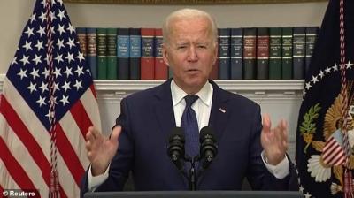Biden για Αφγανιστάν: Σωστή, σκληρή και επώδυνη αποστολή η αποχώρηση - Έχουμε δρόμο ακόμη, πολλά μπορούν να συμβούν