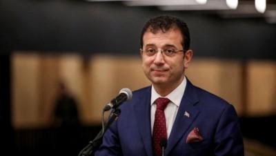 Ένα χρόνο ως δήμαρχος Κωνσταντινούπολης συμπληρώνει ο Ekrem Imamoglu