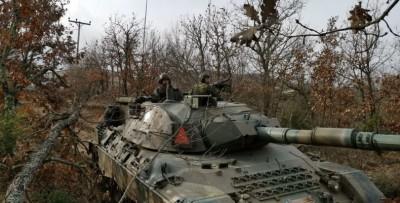 Σε πλήρη ετοιμότητα οι μονάδες στον Έβρο - Eκπαίδευση της 50ης και της 31ης μηχανοκίνητης ταξιαρχίας