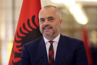 Αλβανία: Νικητής αλλά χωρίς αυτοδυναμία ο Eddie Rama - Δεν «πιάνει» τις 140 έδρες