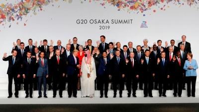 Οι G20 υπέγραψαν κοινό ανακοινωθέν για τη Συμφωνία των Παρισίων - Απείχαν οι ΗΠΑ