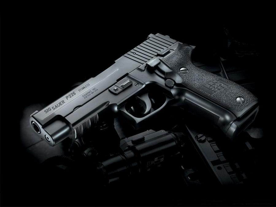 Sig Sauer P226: Γερμανοελβετική συνεργασία στα 9 χιλιοστά