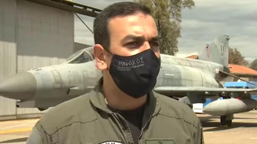Έλληνας ο καλύτερος πιλότος στο NATO - Ο Αναστάσιος Ανδρονικάκης υπηρετεί στην 340 Μοίρα «Αλεπού»