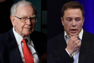 Buffett VS Musk: Η Tesla είναι πλέον πιο... μεγάλη από την Berkshire Hatahaway