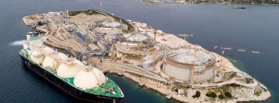 ΔΕΣΦΑ: Τα κλειδιά της εκφόρτωσης LNG στη Ρεβυθούσα - Τα στοιχεία και οι κανόνες χρήσης του τερματικού σταθμού