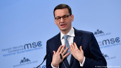 Morawiecki (Πολωνία):  Δεν θα συμφωνήσουμε να συνδεθεί η χορήγηση κονδυλίων με το κράτος δικαίου
