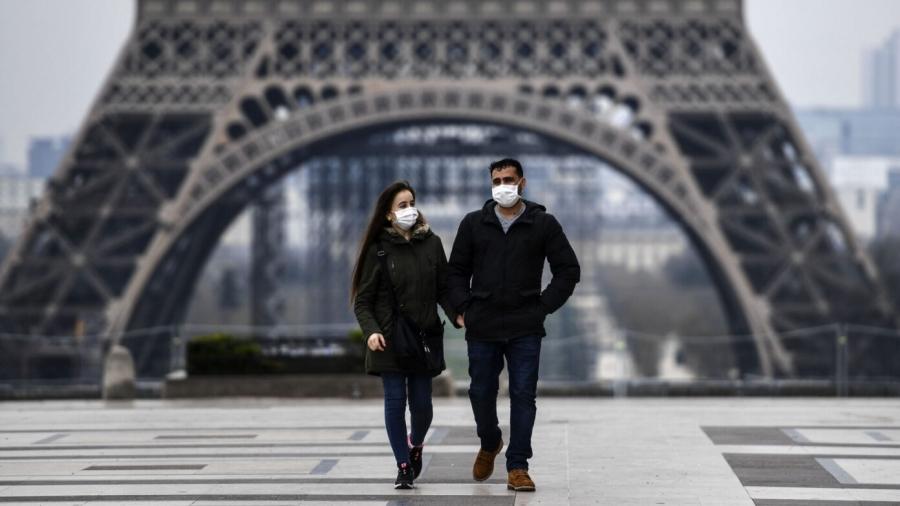 Σε ποιες χώρες χαλαρώνει η Γαλλία τους περιορισμούς για ταξίδια