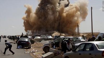Γενεύη: Συνεδριάζει η Κοινή Λιβυκή Στρατιωτική Επιτροπή με εκπροσώπους των αντιμαχόμενων πλευρών, υπέρ της εκεχειρίας
